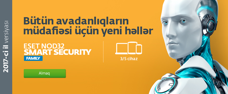 Almaq ESET NOD32 INTERNET SECURITY